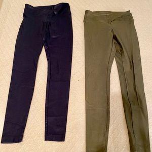 Koral shiny leggings bundle size xs